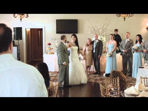 Michelle & Kent Wedding Film @ The Saratoga Springs 4/18/2015