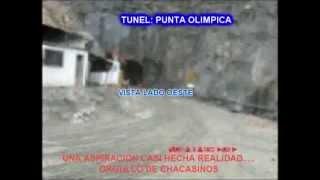 TUNEL PUNTA OLIMPICA