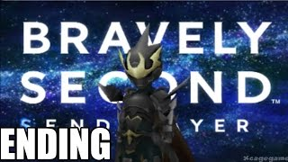 Bravely Second End Layer - Ending Final Boss Gameplay Walkthrough Part 53 [ 3DS ]
