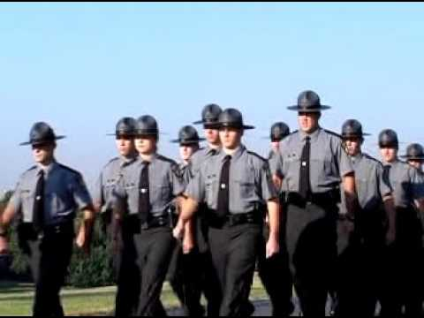 Police academy of united states training