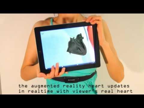 Augmented Reality Biofeedback - Augmented Reality Human Body