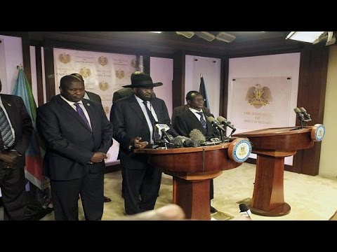 South Sudan's capital calm after two days of heavy gunfire