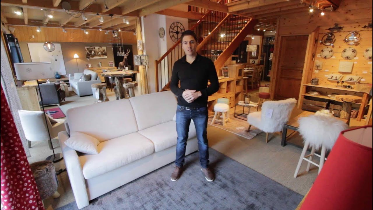 canap convertible rapido naos youtube. Black Bedroom Furniture Sets. Home Design Ideas