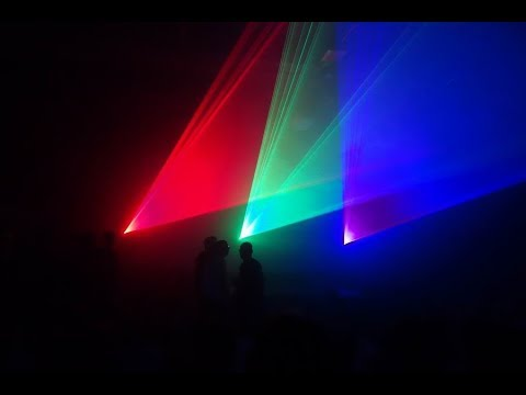 RGB @ Lunchmeat Festival Prague 2017