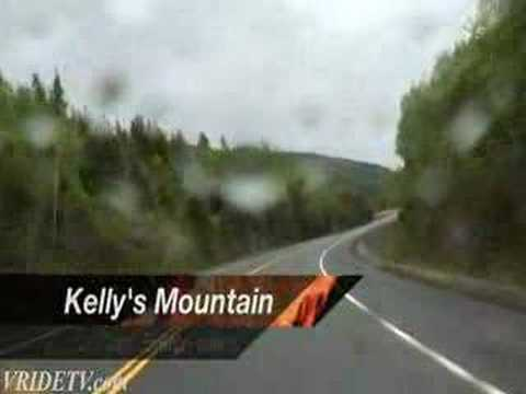motorcycle travel, New Harris/Kelly's Mountain Nova Scotia Canada