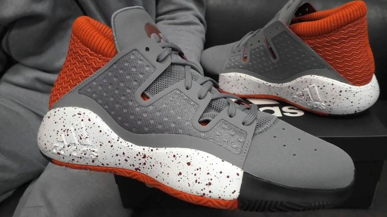 e6e3d926c5f5 Обзор кроссовок adidas Pro Vision - Выпуск  394 - YouTube