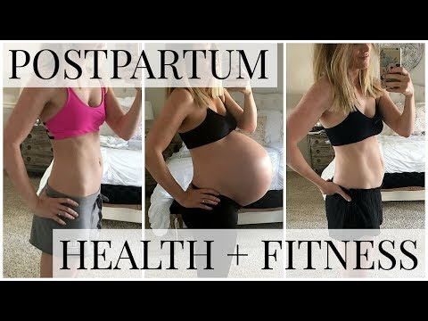 Health + Fitness: 6 Months Postpartum with Twins (with exercises!) | Kendra Atkins