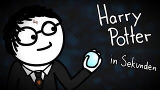 Harry Potter und der Orden des Phönix in 256 Sekunden