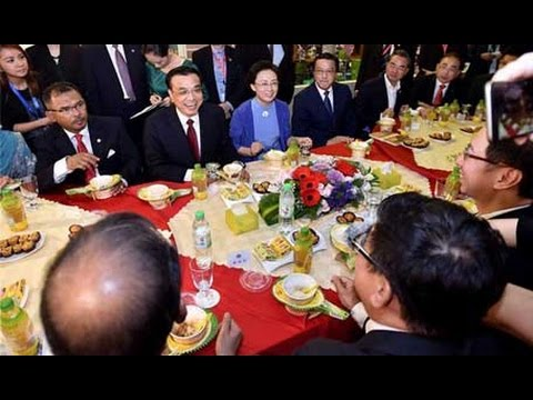 Chinese Premier visits Malacca