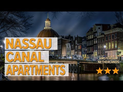 Nassau Canal Apartments hotel review | Hotels in Amsterdam | Netherlands Hotels