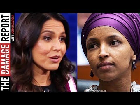Tulsi Gabbard Defends Ilhan Omar on CNN