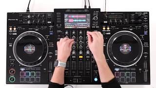 Pioneer XDJ XZ Performance Mix - House DJ Set