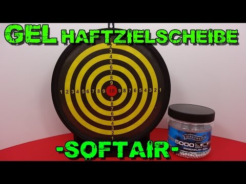 Combat Zone Gel Target Zielscheibe f/ür Softair