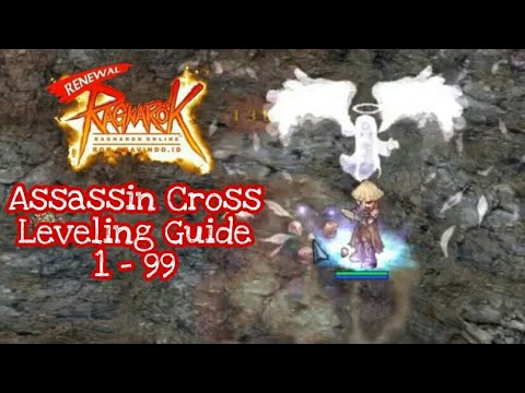Assassin Cross Leveling Guide 1 - 99 Ragnarok Gravindo (Novice High - Thief High - Assassin Cross)