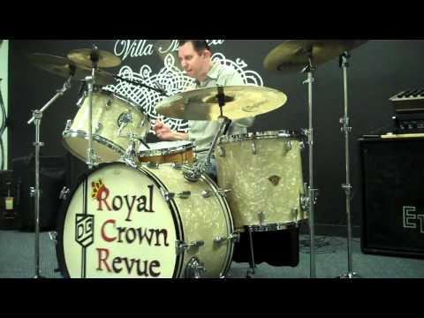 Drum Solo - Daniel Glass - Hey, Pachuco
