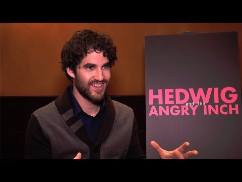 Kiss and Tell: Darren Criss Shows Off His Hedwig