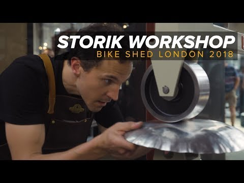 Storik workshop - Custom Motorcycle Builders