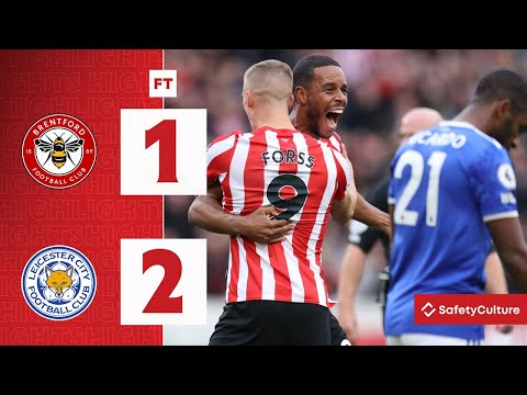 Brentford Leicester Goals And Highlights