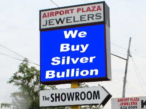 Who Buys Silver Bullion in Buffalo NY? The Showroom on Union Buys Silver Bullion