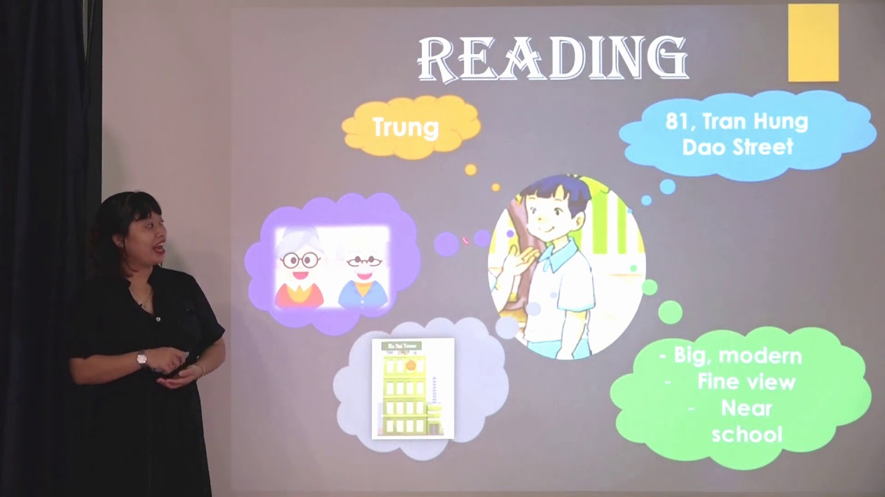 Tiếng Anh 5 Tập 1 SHS Unit 1 WHAT'S YOUR ADDRESS    Lesson 3   YouTube 1080p