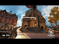 Epic Citadel - WebGL HTML 5 Benchmark (Unreal Engine, Firefox 22) [Gameplay Walkthrough]