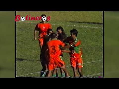 Gol Retro (Mauricio García - San Martín de El Bañado)