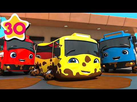 Carwash Song | BRAND NEW | +More Baby Songs |  Little Baby Bum