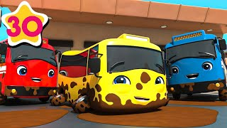 Carwash Song | Boo Boo Kids Nursery Rhymes \u0026 Kids Songs | Little Baby Bum