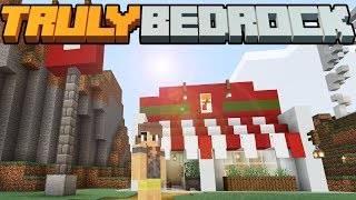 Super 7 Grand Opening! - Truly Bedrock - S1 E4 - Minecraft SMP [1.11]