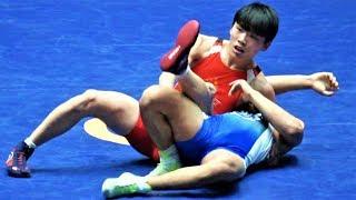 Freestyle Wrestling Korea 레슬링 - PIN