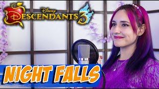 Descendientes 3 - Night Falls (En español) Hitomi Flor