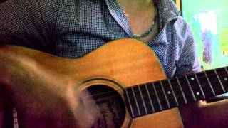 Dấu tình sầu - Tùng Anh (Guitar)