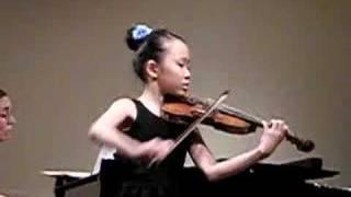 Kabalevsky Violin Concerto in C Op.48, 1st mov.