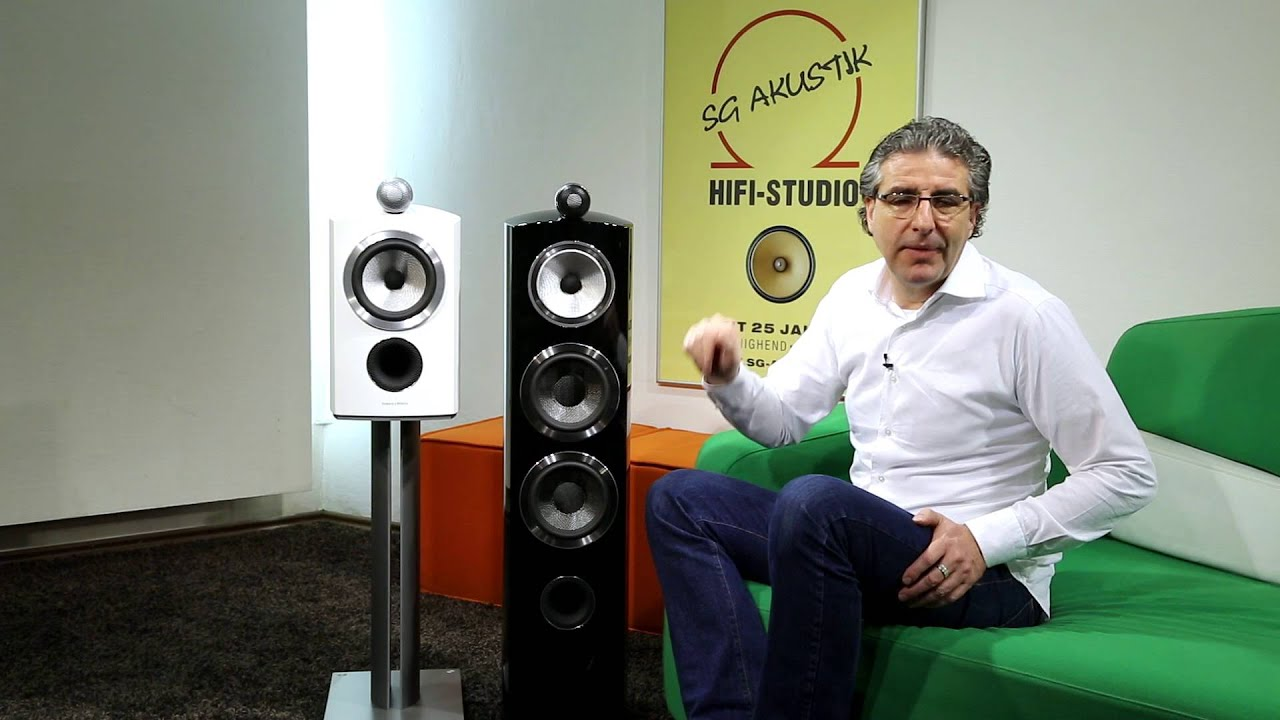 bowers wilkins 804 d3 805 d3 sg akustik hifi studio. Black Bedroom Furniture Sets. Home Design Ideas