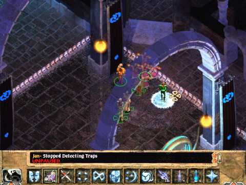 Let's Play Baldur's Gate 2 546 Watcher's Keep Temple Ritual