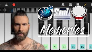 Maroon 5 - Memories | Walkband Cover screenshot 2