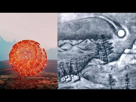 НЛО на ВЫСОТЕ 611 в Дальнегорске — ИНОПЛАНЕТНЫЙ зонд или обычный МЕТЕОРИТ?