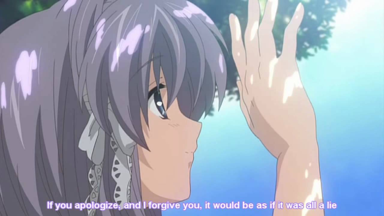 Clannad After Story Kyou Arc Final Decision Youtube