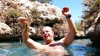 Ган шлоша, Сахнэ | Парк трёх озёр | Израиль(Аппликация YowGoGo - Навигация по фотографиям. Скачать: https://www.yowgogo.com | iOS, Android Скачиваем фотографии с сайта для..., 2014-06-08T09:03:29.000Z)