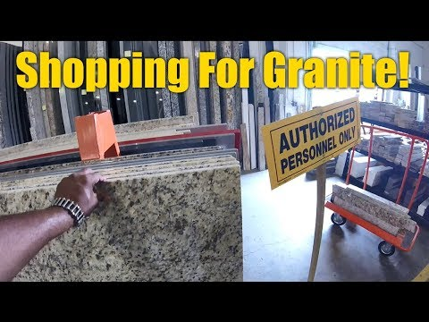 Selecting the Right Granite Countertops to Make Money with Flips & Rental Properties!