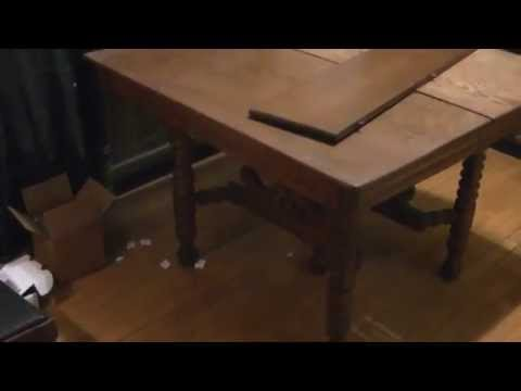 Dinette Table restoration p1o4