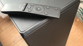 N550 Samsung Soundbar - 3.1 Ch - HW-N550/EN