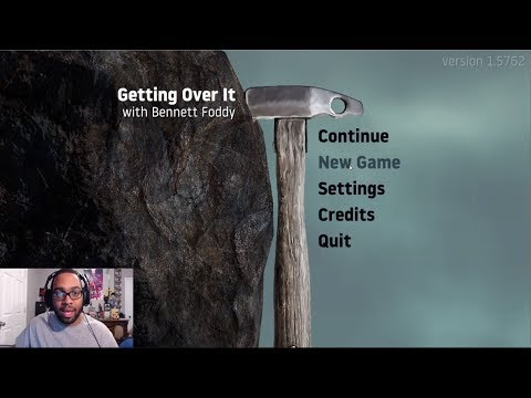 F@#% This Game!!! | Getting Over It with Bennett Foddy