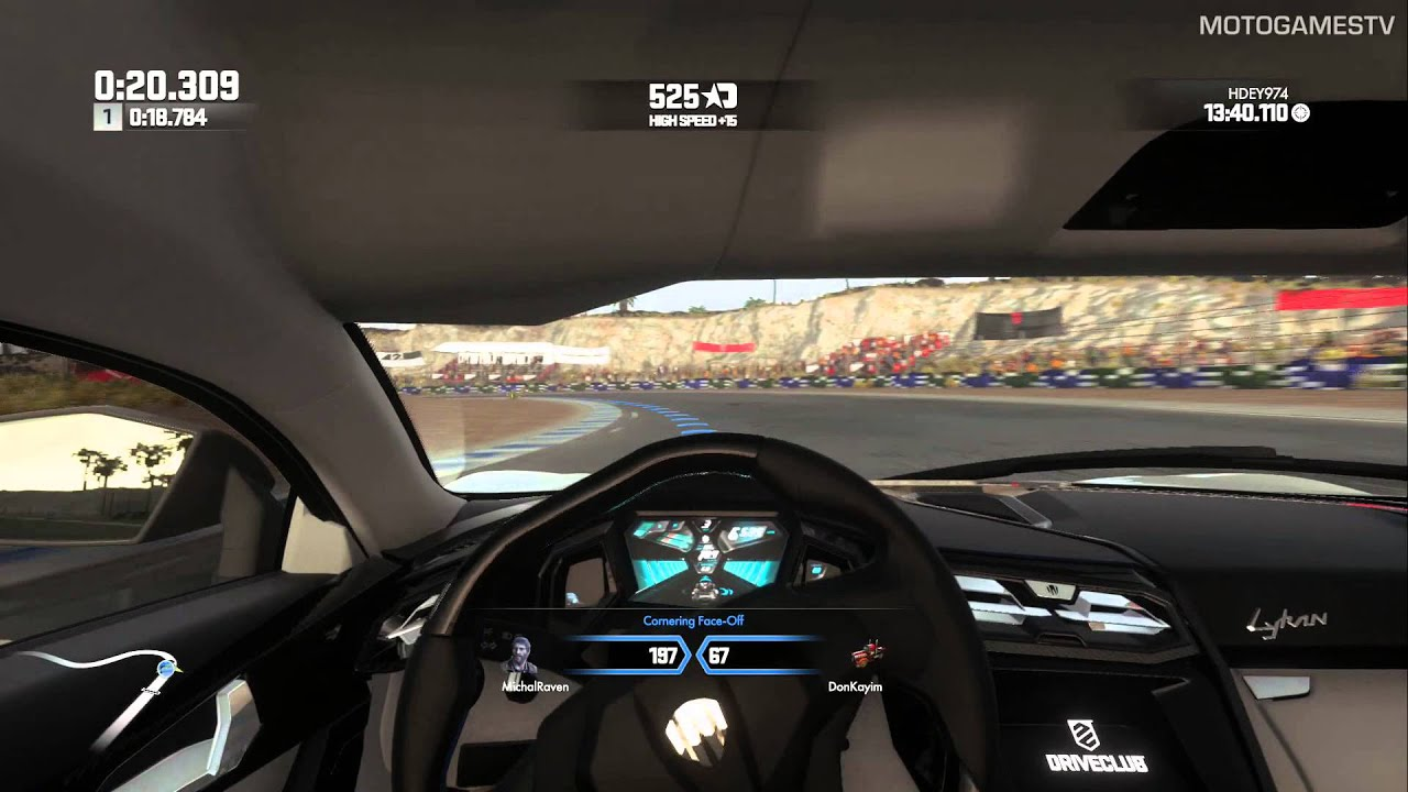 Project Cars Hd Wallpaper Driveclub W Motors Lykan Hypersport Gameplay Youtube