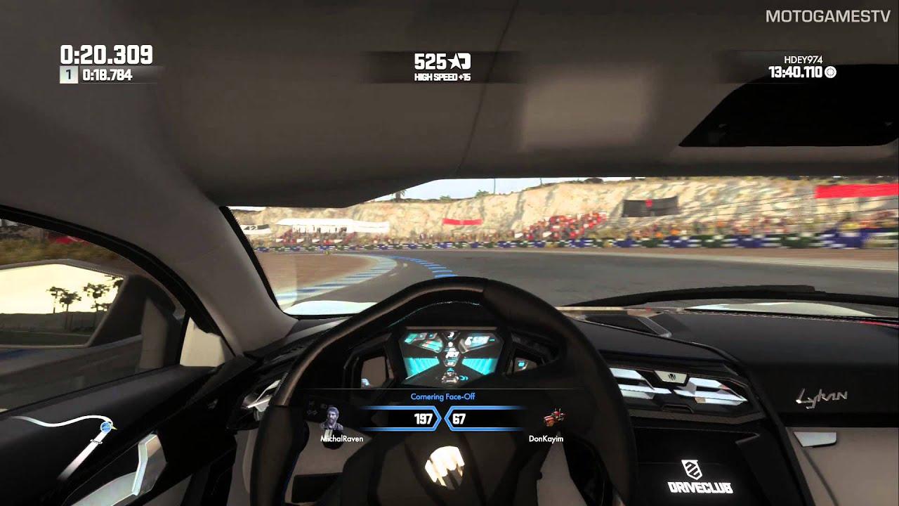 DriveClub - W Motors Lykan Hypersport Gameplay - YouTube