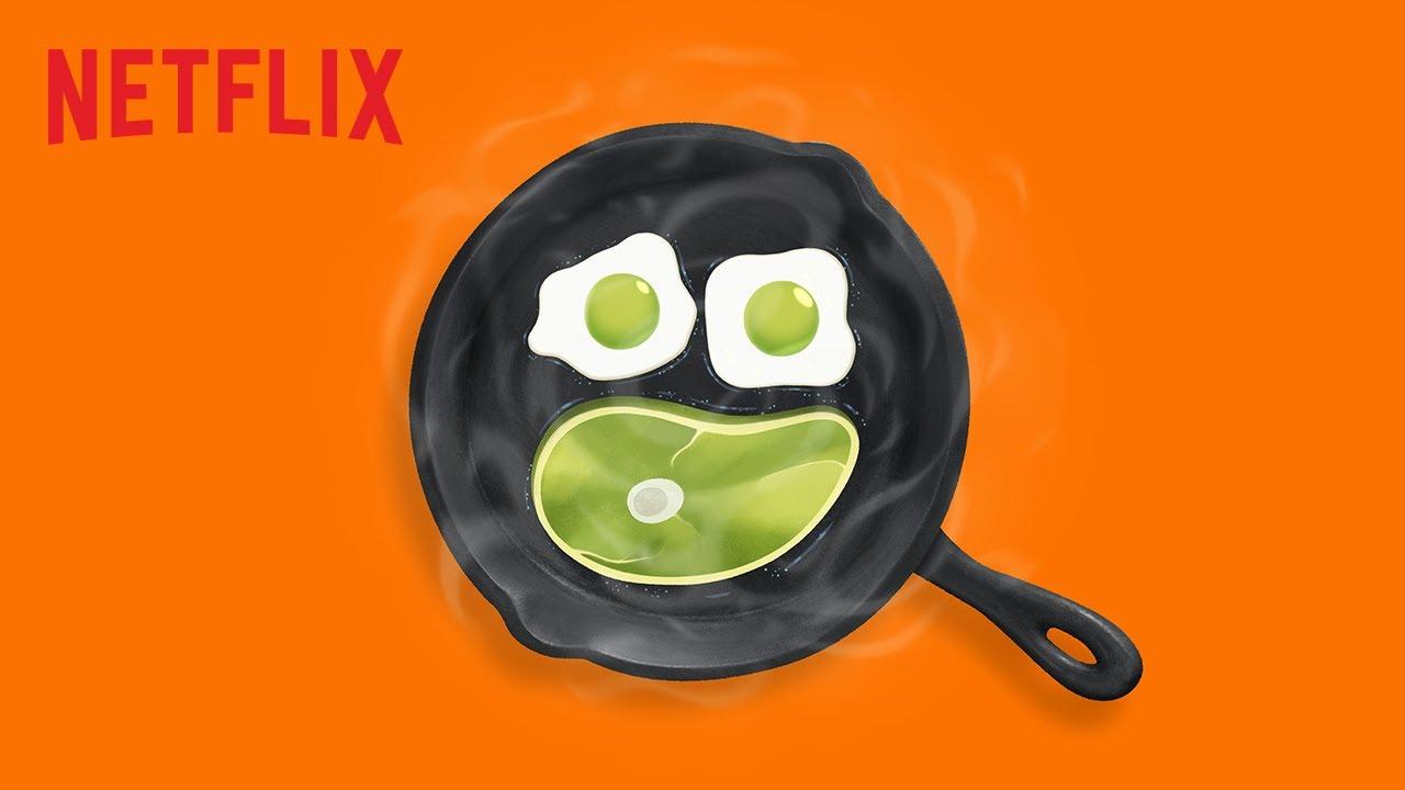 """Risultato immagini per prosciutto e uova verdi netflix"""""""