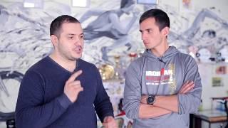 Александр Барвинский - основатель 3iceathletes
