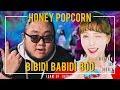 "Producer Reacts to Honey Popcorn ""Bibidi Babidi Boo"""