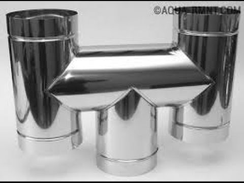 Дефлектор на дымоход /ракетная печь/rocket stove/ロケットストーブ