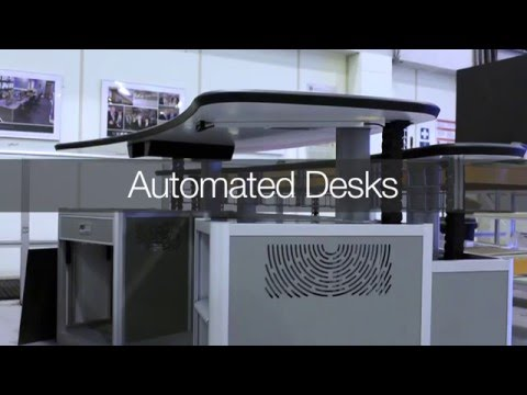 Thinking Space Automated Desks